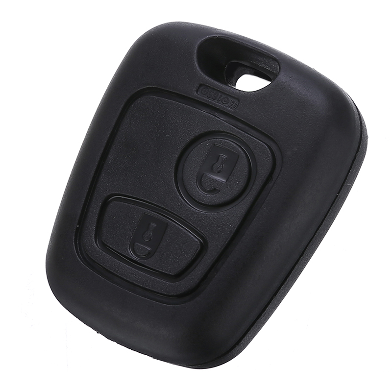 1 Pcs Remote Key Car Key Fob Case Replacement Shell Cover Shell Cover For Peugeot 107 207 307 407 106 206 306 406
