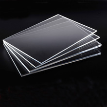 100*200mm Plexiglass Clear Acrylic Perspex Sheet Plastic Transparent Board Perspex Panel organic glass polymethyl methacrylate 200mm bqlzr 24 40 joints transparent laboratory glass distillation column