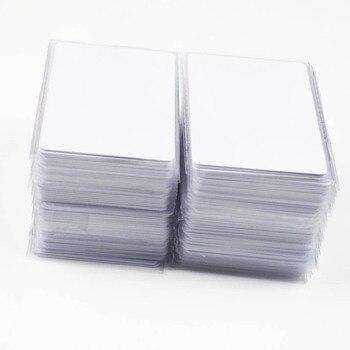 Lote de 50 tarjetas NFC 215, tarjeta RFID Tipo 2 NFC de 13,56 MHz ISO/IEC 14443 A para todos los teléfonos móviles NFC