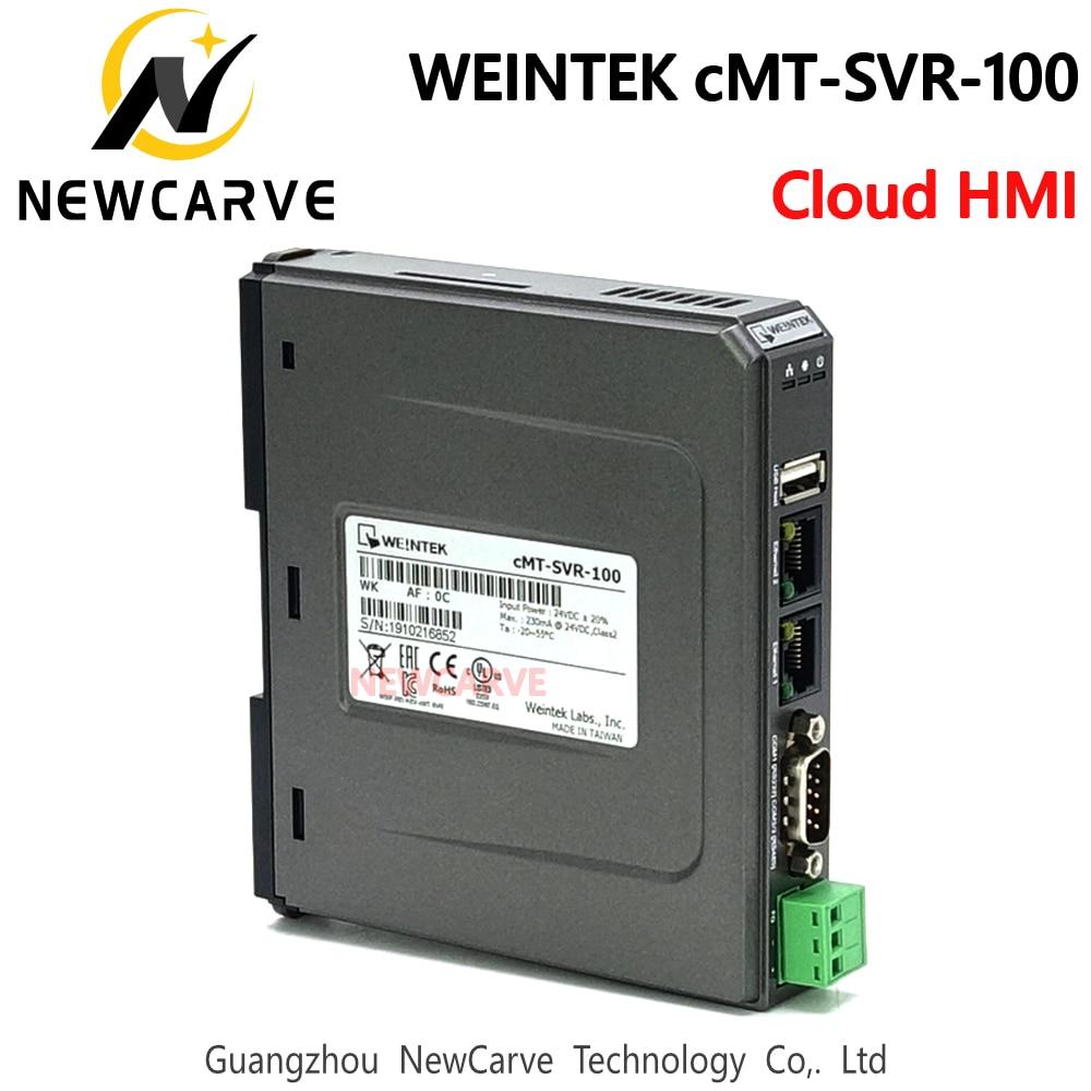 Хост-контроллер WEINVIEW/WEINTEK CMT-SVR-100 Cloud HMI, с сенсорным экраном, Ethernet, мобильный телефон, система планшета, CMT-iV5
