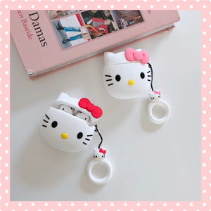 Image 1 - Cartoon Wireless Bluetooth Earphone Case For Apple AirPods 2 Silicone Charging Headphones Cases For Airpods Protective Cover