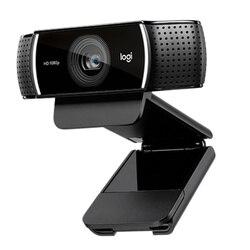 100% оригинальная веб-камера C922 PRO 1080P Web 30FPS Full HD веб-камера Автофокус веб-камера Встроенный микрофон со штативом