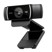 100% Original C922 PRO Webcam 1080P Web 30FPS Full HD webcam Autofocus Web Camera built in microphone with tripod