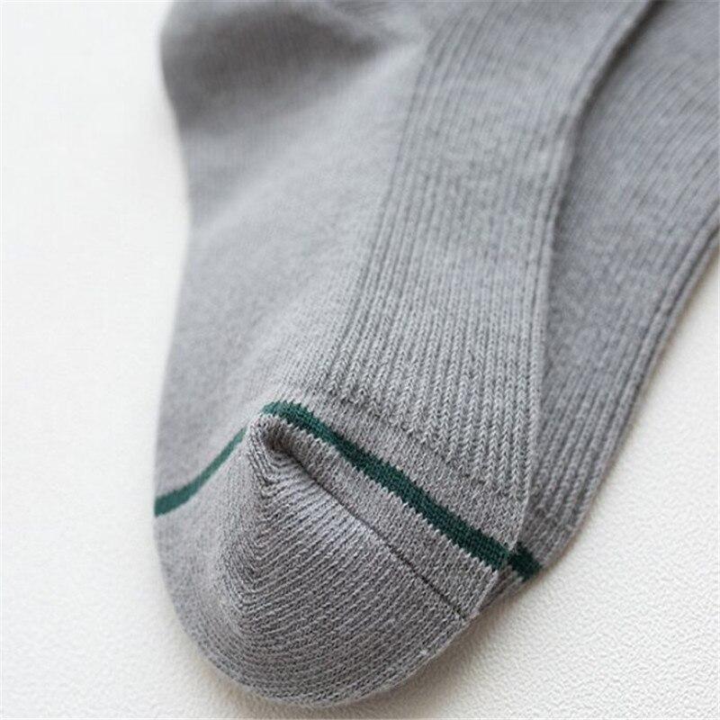 Baby Socks for Girls Cotton Knee High Socks Girl Casual Children's Socks for Boys Cute Cartoon Socks for Boy Autumn Winter Style 5