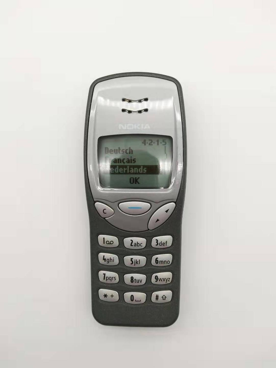 3210 Original NOKIA 3210 Mobile Cell Phone Unlocked GSM Refurbished 3210 Cellphone Cheap Phone