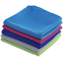 Towel Fitness Mountaineering-Equipment Instant Sport for Yoga Cooling Quick-Dry Chill