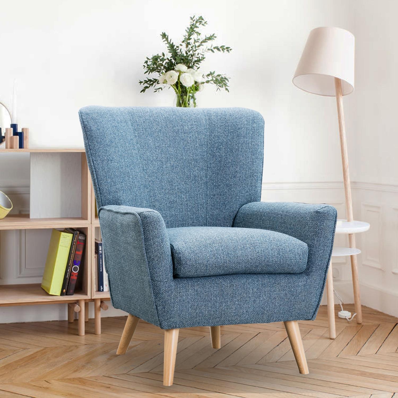 20 Off Moderne Stuhl Fur Wohnzimmer Stoff Einzigen Sofa Lesen Stuhl Fur Schlafzimmer Dekoration Ogyluew