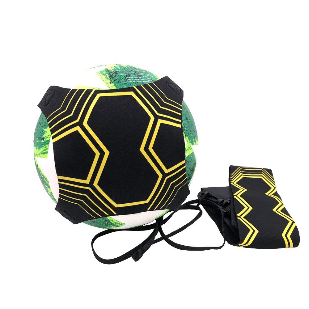 Kids Football Trainer Soccer Practice Belt Training Equipment Kick Adjustable Children Fitness Belt Birthday Football Gift