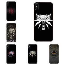 The Witcher 3 Wild Hunt Funda For Galaxy Alpha Note 10 Pro A10 A20 A20E A30 A40 A50 A60 A70 A80 A90 M10 M20 M30 M40(China)