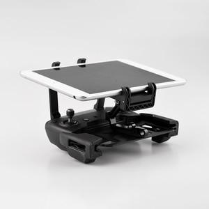 Image 3 - Suporte de monitor para tablet, peças de transmissor para dji mavic air mavic pro, platina 2, zoom, estacionamento para drone, ipad 7.9 9.7in