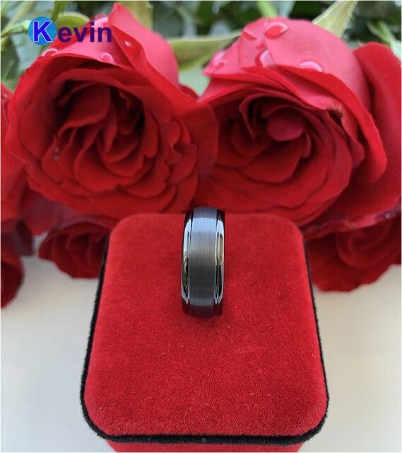Фото обручальное кольцо для мужчин и женщин ширина 8 мм с полированным цена