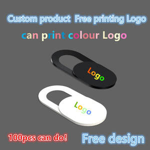 Webcam-Cover Shutter Slider Camera for Your-Logo 100-1000pcs Custom-Products Universal