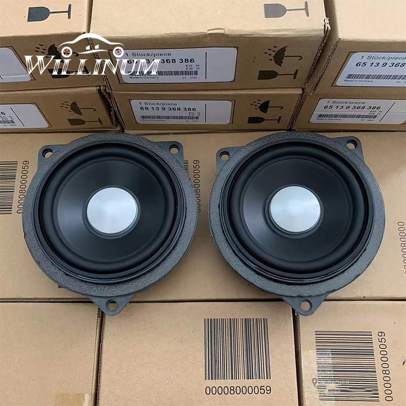 Car midrange speaker for BMW F10 F11 F30 G30 E90 universal midrange frequency bocinas loudspeaker audio music stereo tweeter