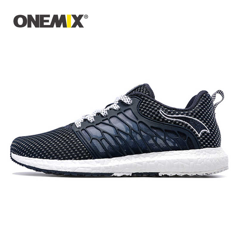 ONEMIX Brand Summer Unisex Running Shoes Antislip Breathable Women's Retro Sport Sneakers Travelling Shoes For Men Size EU36-45