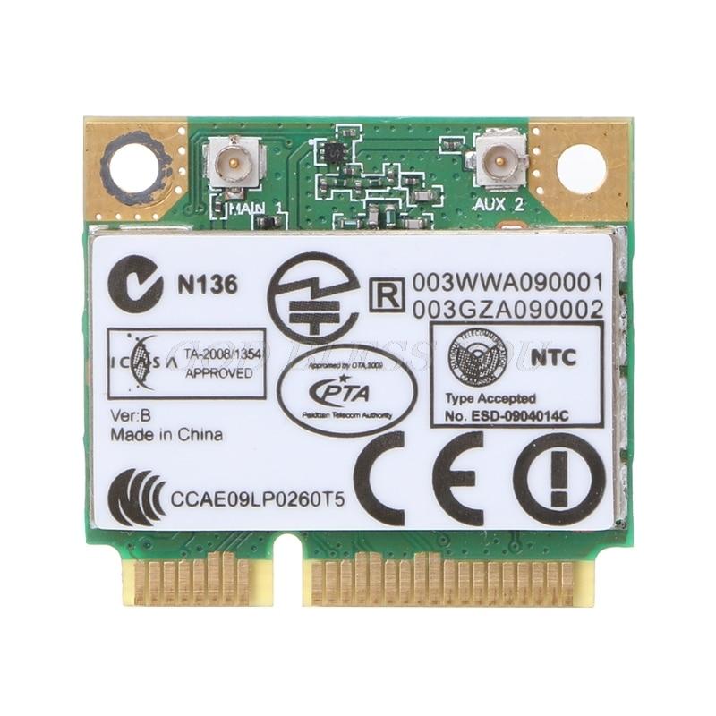 AR5B93 AR9283 Half Height Mini PCI-E Wireless Wlan WiFi Card 300Mpbs For Atheros