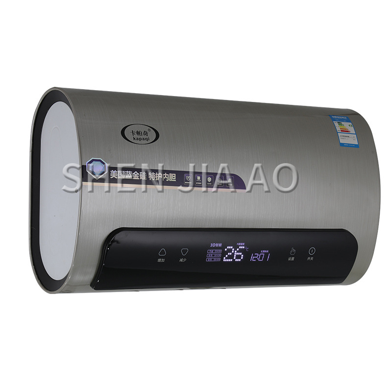 Small Water Heater, Quick-heating Electric Water Heater, Intelligent Control, Digital Display Temperature, Multiple Protection