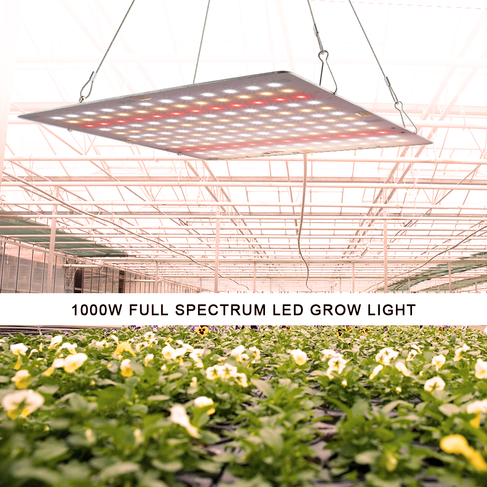 Multifunction Led <font><b>Grow</b></font> Lights 2000W Ultra-thin Light Panel Full Spectrum For Indoor Plant Flower <font><b>Grow</b></font> <font><b>Tent</b></font> Complete Kit image