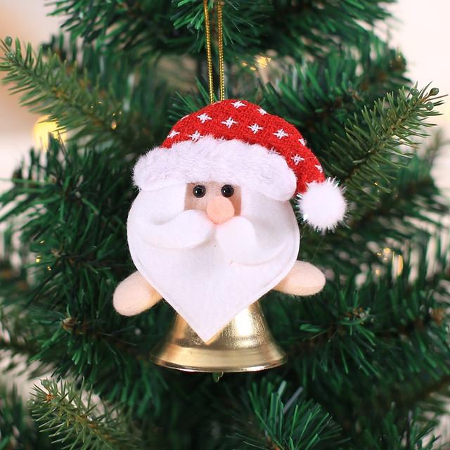 New Year 2020 Cute Santa Claus/Snowman/Angel Christmas Dolls Noel Christmas Tree Decoration for Home Xmas Navidad 2019 Kids Gift 68