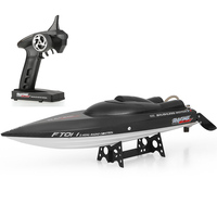 Original FT011 High Speed 2.4G 55km/h RC Racing Boat Speed with Water Cooling Flipped System RC ft011 boat