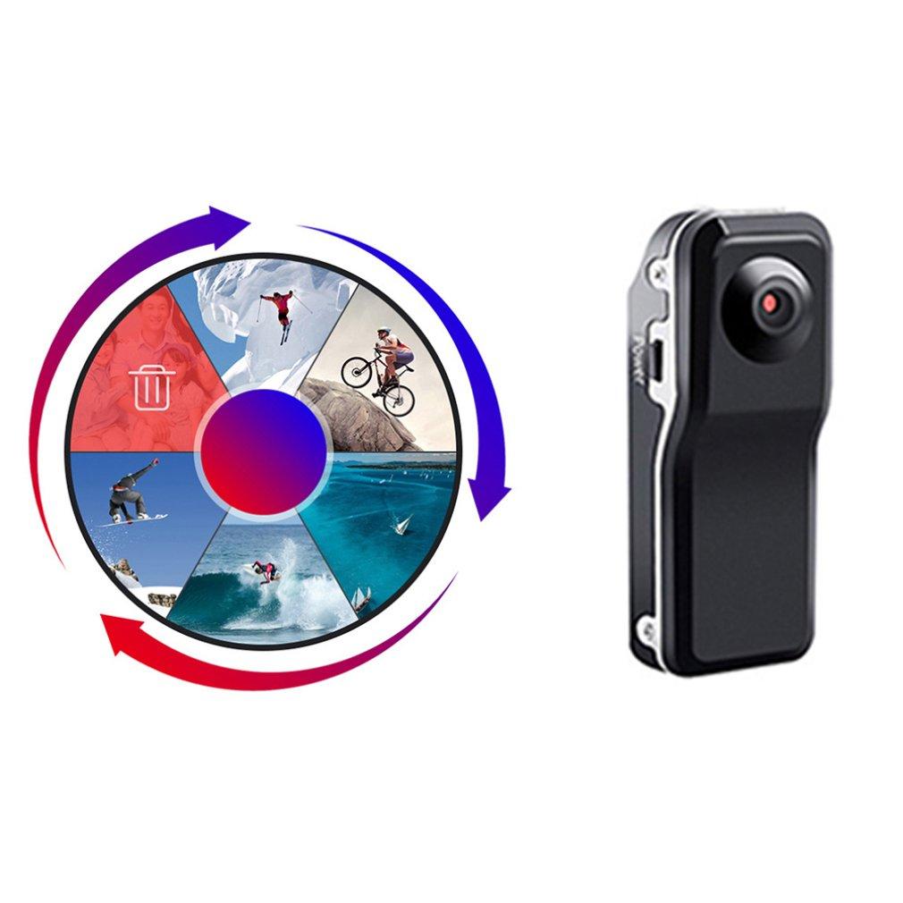 MD80 Mini DVR 720P HD Mini Camera Digital Video Motion Recorder Camcorder Webcam Micro Camera cam Sport DV Video with Holder r20 1