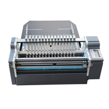 цена на Scribing Machine Fully Automatic Stickers High Speed Small Efficient Automatic Paper feed Label Cutting Machine Slitting Machine