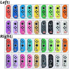 Image 3 - JCD 1 ensemble housse de coque peau en caoutchouc Silicone pour interrupteur Joy Con contrôleur pour Nintendo Switch NX NS poignée Joycon