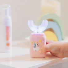 Electric-Toothbrush Automatic Kids Unicorn Sweetheart U-Shaped Ultrasonic Waterproof