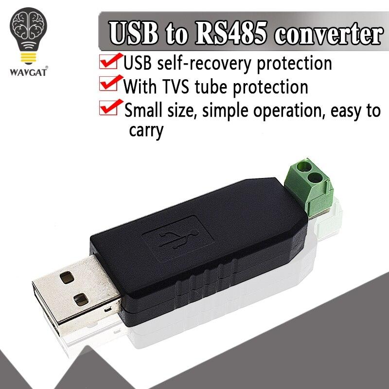 Переходник с USB на RS485 485 с поддержкой Win7 XP Vista Linux Mac OS WinCE5.0