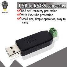 Usb para rs485 485 conversor adaptador suporte win7 xp vista linux mac os wince5.0