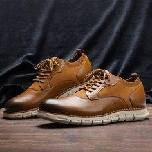 WOOTTEN – chaussures en cuir pour hommes, confortables, à la mode, taille 8 à 12, # AL523, 2021