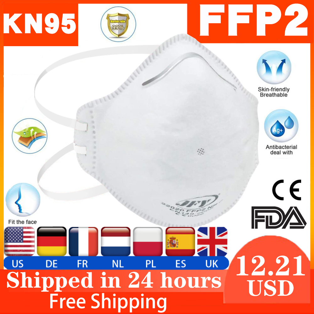 Fast Delivery Hot Sale KN95 Dustproof Anti-fog And Breathable Face Mas