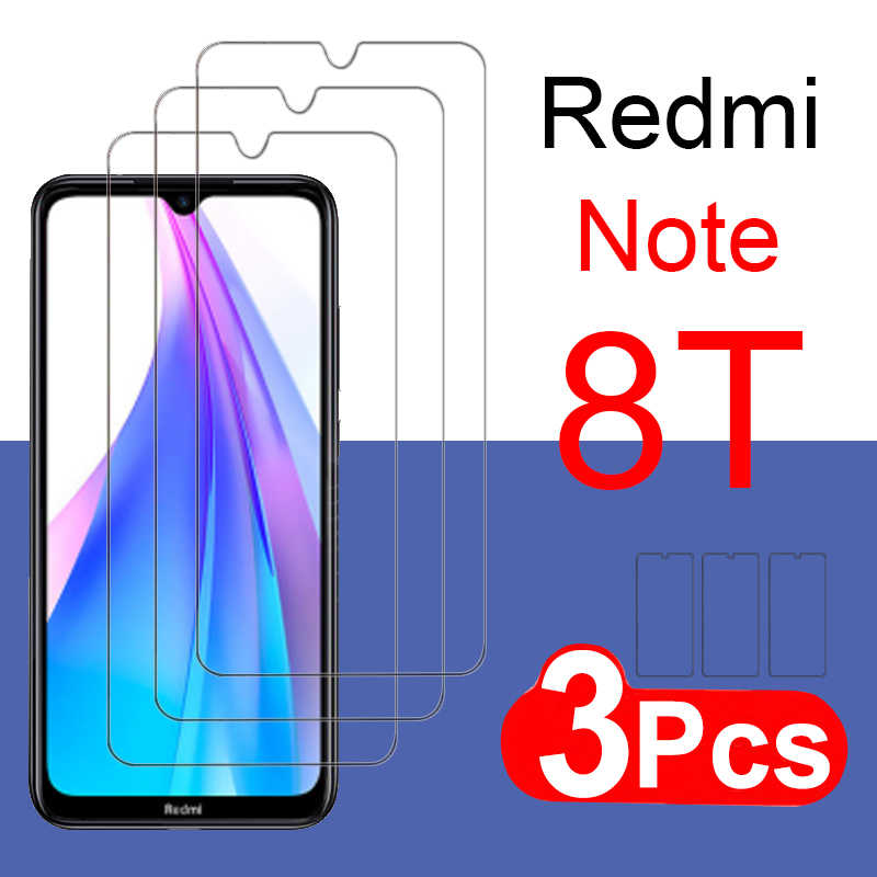 Защитное стекло для xiaomi redmi note 8 t note8t t8 защита экрана kiso mi not not8t бронированная