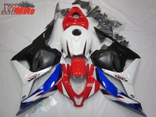Injection ABS Plastic Fairing Kit For Honda CBR600RR F5 2009-2012 Motorcycle Fairing CBR 600RR 09-12 Gloss White Red Bodyworks стоимость