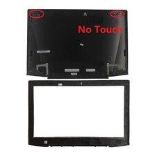 חדש עבור Lenovo Y50 Y50 70 Y50 70A Y50 70AS IS Y50 80 15.6 LCD למעלה חזרה כיסוי אחורי מכסה/LCD לוח כיסוי לא מגע