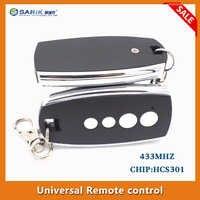 1 piezas código de laminación HCS301 DC12V 433,92 mhz Control remoto cerradura de puerta eléctrica