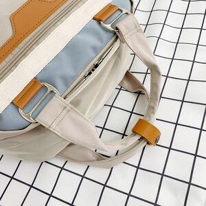 Image 5 - 2019 New fashion cute Backpack Girls For Middle School Students Travel Shoulder Backpacks Kids Children Schoolbags Women Bag