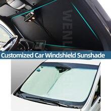 Солнцезащитный козырек на лобовое стекло автомобиля для kia