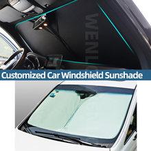 Солнцезащитный козырек на лобовое стекло автомобиля для toyota