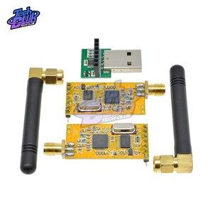 Image 5 - APC220 אלחוטי RF סידורי נתונים לוח מודול אלחוטי נתונים תקשורת עם אנטנות USB ממיר מתאם עבור Arduino DIY קיט