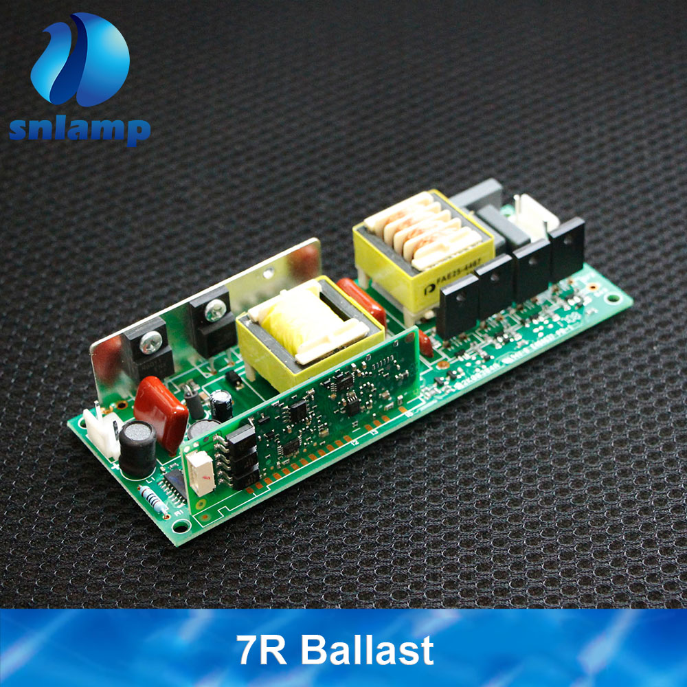 2R 5R 7R 10R Beam Lamp Power Supply Electronic Ignitor Ballast For Stage Light Moving Head Beam Light R5 R7 R10 Sharpy Ballast