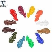قفازات واقية لليد موتو rcycle حماية امتصاص الصدمات موتو rbike واقي اليد acsesorios موتو لهوندا VTX1300R VTX1300T VTX1800F VTX1800N
