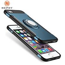 Роскошный магнитный автомобильный чехол с кольцом-держателем для iPhone 11 Pro X XR XS Max SE 2020 iPhone 6 6s 7 8 Plus 7Plus 8 Plus, противоударный чехол для телефона