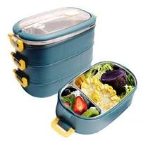 research.unir.net Home & Garden Lunchboxes UK Hot 1-4 Tier Food ...