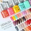 Venalisa Fashion Bling 7.5 ML Soak Off UV Gel Nail Gel Polish Cosmetics Nail Art Manicure Nails Gel Polish Shellak Nail Varnish 3