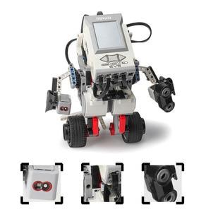 Image 1 - EV3มอเตอร์ใช้งานร่วมกับEV6 31313 45544วิทยาศาสตร์การศึกษาอาคารบล็อกหุ่นยนต์สร้างสรรค์การเขียนโปรแกรมอัจฉริยะโปรแกรมApp