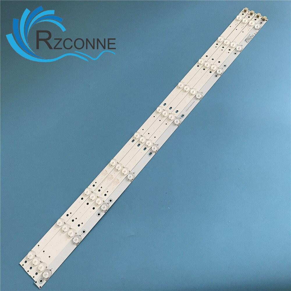 "LED Backlight strip 10 Lamp for Proscan 40""TV PLDED4016A A1401 MBL-40035D410RS0-V0 ZK40D10-ZC21FG-02(China)"
