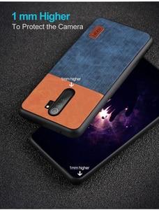Image 5 - Чехол Mofi для Xiaomi Redmi Note 8 Pro, чехол для note 8T, чехол для Redmi Note8, Силиконовый противоударный чехол для джинсов из искусственной кожи и ТПУ