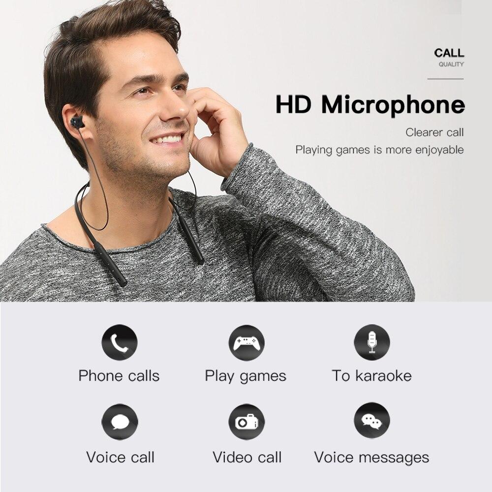 Спортивные Bluetooth-наушники CCK с активным шумоподавлением, беспроводная гарнитура для телефонов и музыки