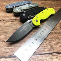 BMT RATTE Modell 2 Taktische Faltende Messer Messer AUS-8 Klinge G10 Griff Tasche Jagd Camping Überleben Messer Außen EDC werkzeug