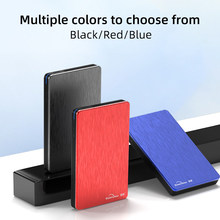Blueendless 2021 2.5' External Hdd Hard Drive Metal+ABS Plastic Sata to USB Hard Disk 1TB 2TB for Laptop Hdd USB Hd Externo